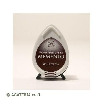 TUSZ Rich Cocoa Memento Dew Drop Pad