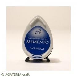 TUSZ Danube Blue Memento Dew Drop Pad