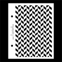 Stencil - Rhombuses 2