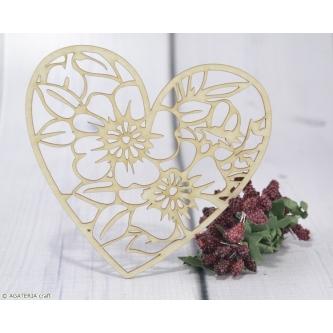 Serce w kwiaty 2