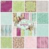 Oh Hello Spring! zestaw 6 papierów