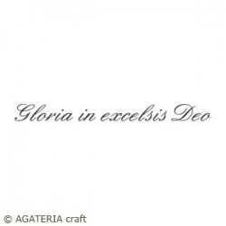 Gloria in excelsis Deo ...