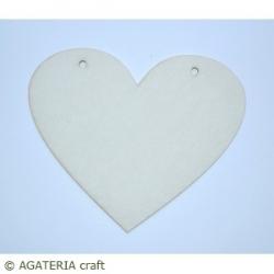 Baza albumowa serce 1 dz - 1 ark