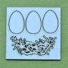 Gniazdko z jajeczkami 4