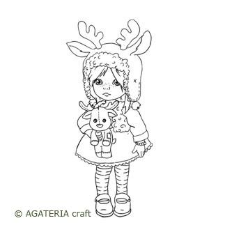 Agatka z pkuszakiem