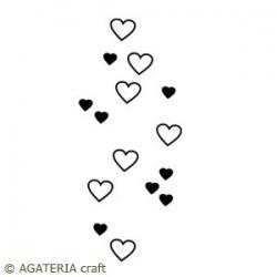 Serca - tło