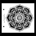 Stencil - Mandala 1