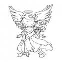 Matylda - zwiastujący Anioł