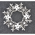 Chipboard - Spring Wreath