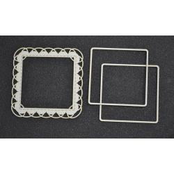 Shaker box - kwadrat 2