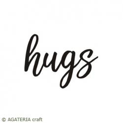 Hugs Stamp