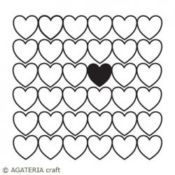 Tło serca 2