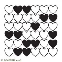 Tło serca 1