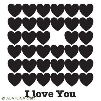 Tło I love You