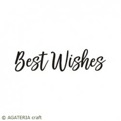 Best Wishes Stamp