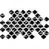 Stempel koniczyna marokańska 3