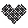 Serce w serca - stempel