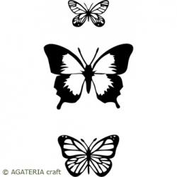 Motyle 3szt