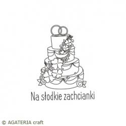 Tort weselny + Na słodkie zachcianki