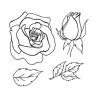 Róża - zestaw 1 mały5902557830237