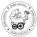 Koło - słodkie maleństwo - Wózeczek