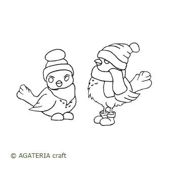 Ptaszki zimowe 2