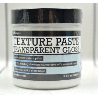 Pasta modelująca RANGER - transparent gloss