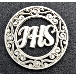 IHS ornament 2 - 3D