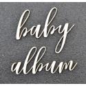 Baby album - 2 szt