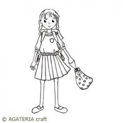 Lizka idzie do szkoły