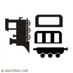 Pociąg - zabawka