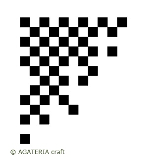 Narożnik szachownica