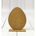 Jajo 15 cm z podstawką