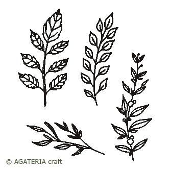 Zestaw roślin 3
