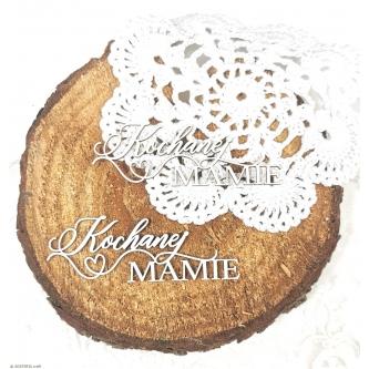 Kochanej Mamie (2szt) 2