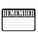 Tag REMEMBER