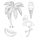 Tropical - zestaw