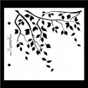 Maska jesienne drzewo