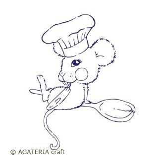 Myszka - kucharka