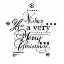 Wishing you a very Merry Chrismas