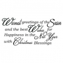 Warmest greetings of the...