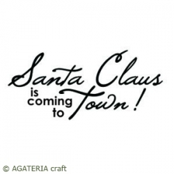 Santa Clous is coming...