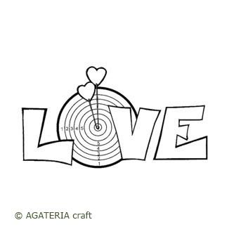 LOVE - Strzał w dziesiątkę