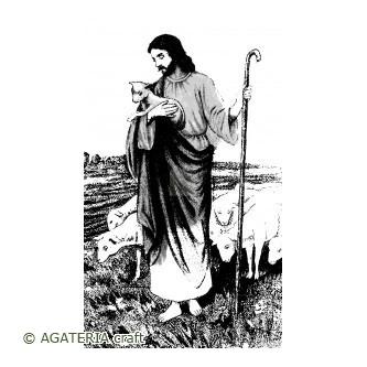Jezus - vintage